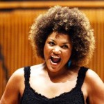 The Performer: Canadian soprano Measha Brueggergosman